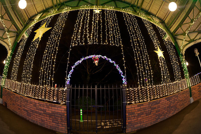 Illumi-station(イルミステーション)@叡電八瀬比叡山口駅_f0032011_15344017.jpg