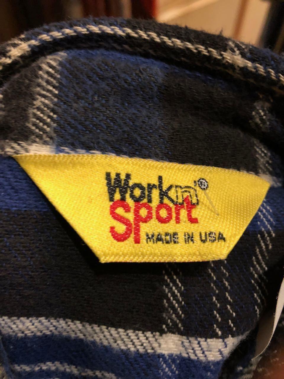 12/24入荷!80s WORK SPOT MADE IN U.S.A ヘビーネルシャツ! _c0144020_18554740.jpg