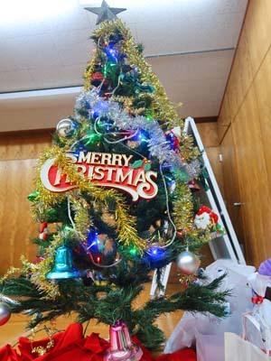クリスマスパーティー_b0337729_16215011.jpg