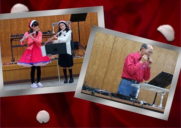 クリスマスパーティー_b0337729_16310840.jpg