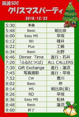 クリスマスパーティー_b0337729_23184466.jpg