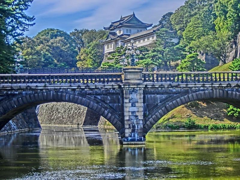 皇居  (1)   二重橋_b0408745_07205977.jpeg