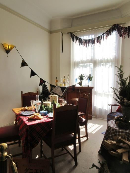 【世界のクリスマス2018】イギリス館はスコットランド【山手西洋館】_b0009849_11255511.jpg