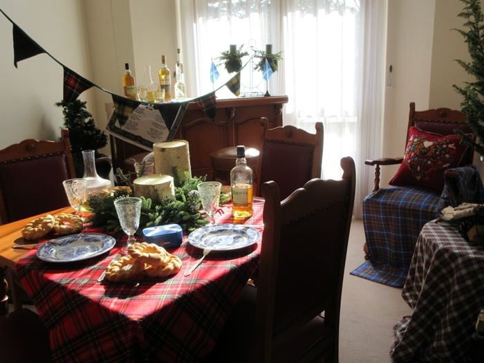 【世界のクリスマス2018】イギリス館はスコットランド【山手西洋館】_b0009849_11262119.jpg