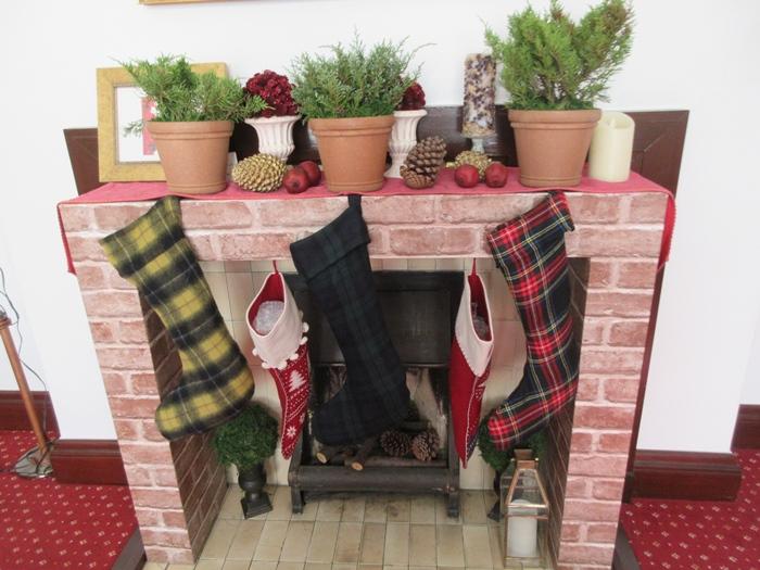 【世界のクリスマス2018】イギリス館はスコットランド【山手西洋館】_b0009849_112828.jpg