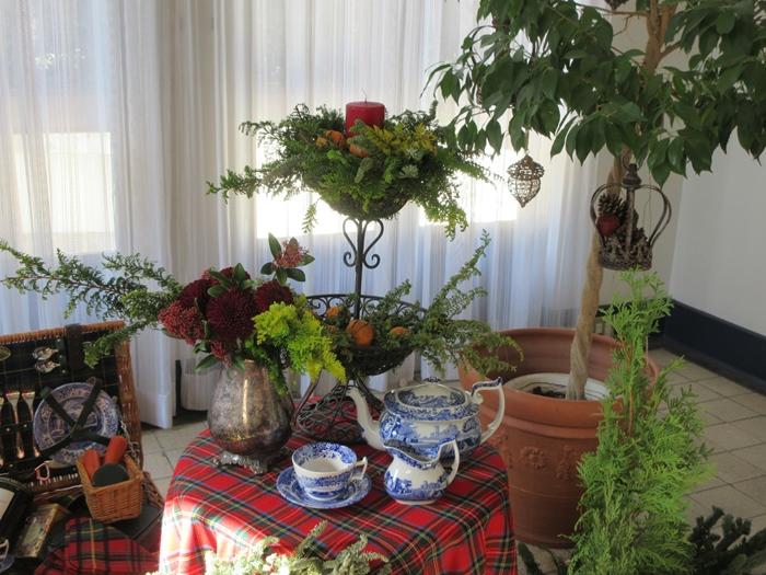 【世界のクリスマス2018】イギリス館はスコットランド【山手西洋館】_b0009849_11293451.jpg