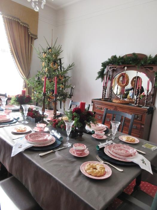 【世界のクリスマス2018】イギリス館はスコットランド【山手西洋館】_b0009849_11305035.jpg