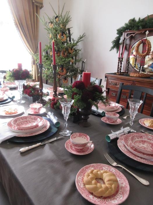 【世界のクリスマス2018】イギリス館はスコットランド【山手西洋館】_b0009849_1132396.jpg
