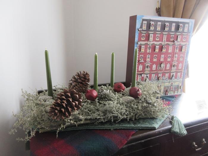【世界のクリスマス2018】イギリス館はスコットランド【山手西洋館】_b0009849_11332825.jpg