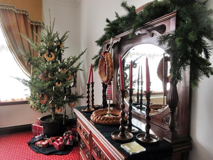 【世界のクリスマス2018】イギリス館はスコットランド【山手西洋館】_b0009849_1133418.jpg