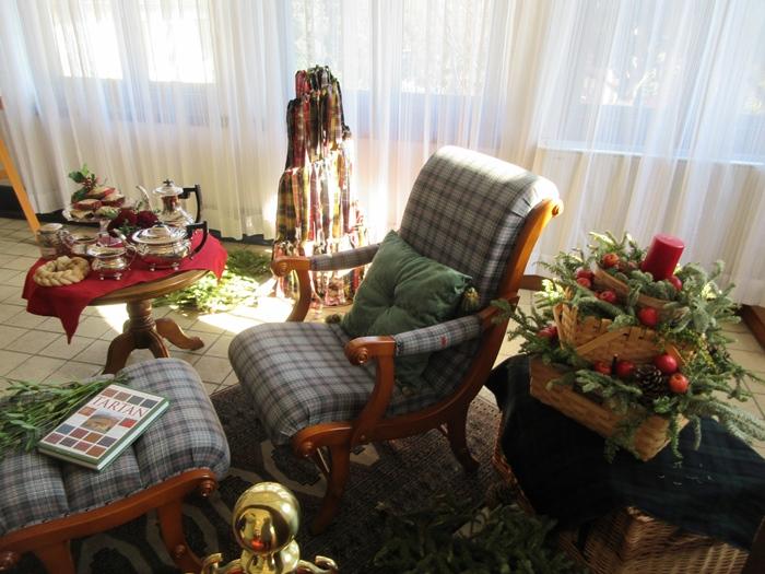 【世界のクリスマス2018】イギリス館はスコットランド【山手西洋館】_b0009849_11335417.jpg