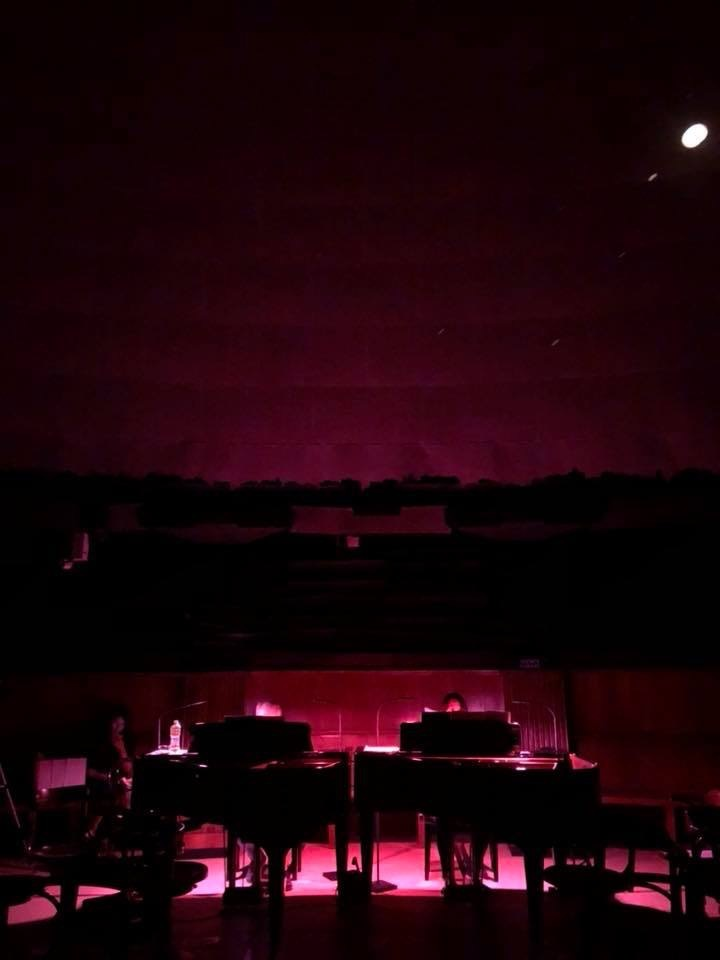 ミラノのプラネタリウムで二台ピアノ版「惑星」_e0056670_17493759.jpeg