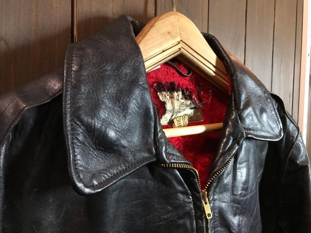 マグネッツ神戸店12/26(水)Vintage入荷! #1 Leather Item!!!_c0078587_18171078.jpg