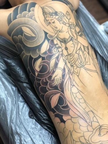 刺青、分身、和彫り、TATTOO、兵庫県、神戸市_c0173293_15263059.jpeg