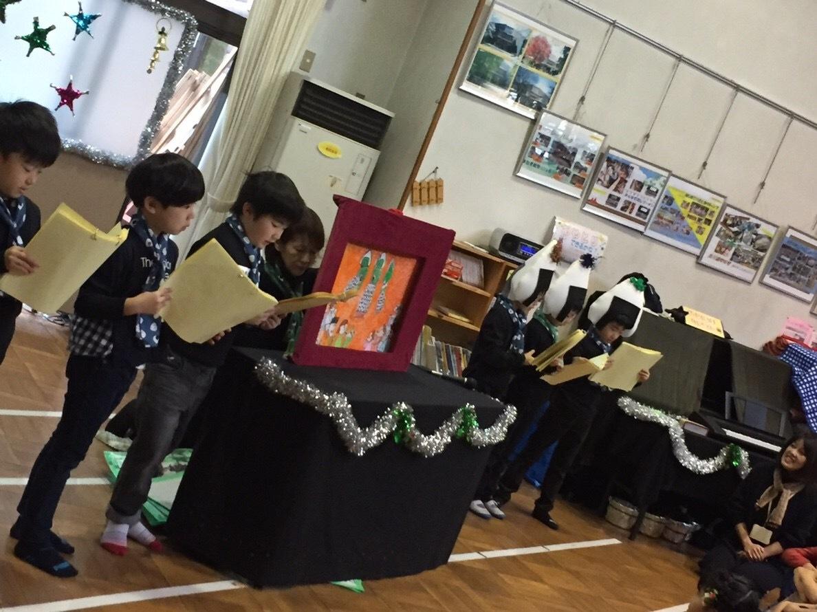 2019.クリスマス会準備~_e0131910_23315197.jpg