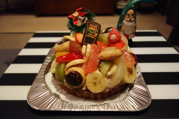 STYLE\'S CAKES & Coさんのクリスマスケーキ_e0230011_18451259.jpg