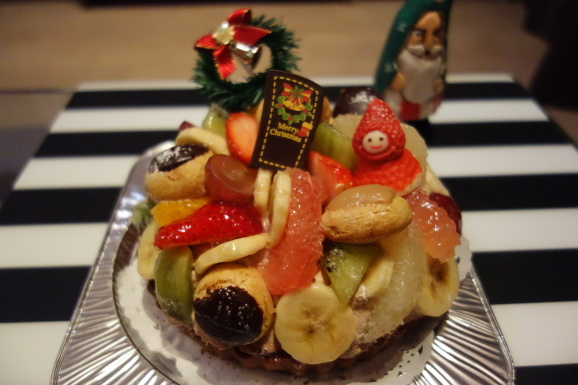 STYLE\'S CAKES & Coさんのクリスマスケーキ_e0230011_18462100.jpg