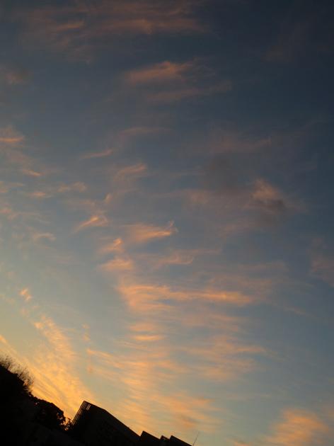 ■24日、何かが降りてくる宵――週替わりの夕暮れ[12/24]_d0190217_22243008.jpg