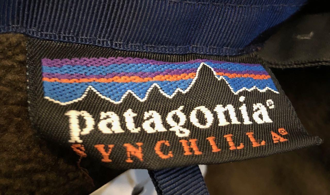 12/25(火)入荷!90s MADE IN U.S.A PATAGONIA パタゴニア SYNCHILLA シンチラ ジャケット!_c0144020_19503940.jpg