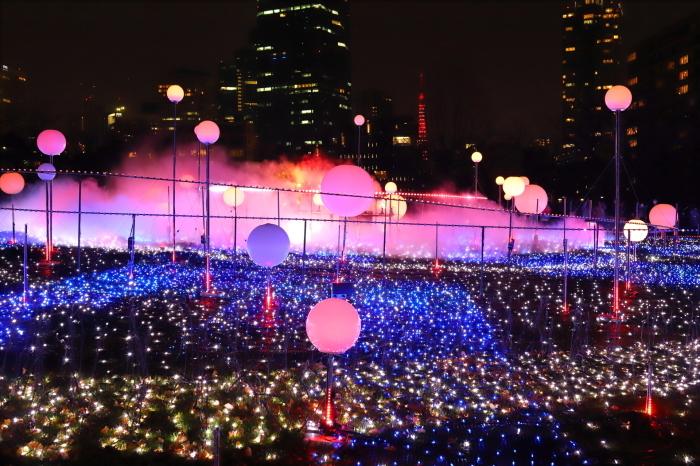 【MIDTOWN CHRISTMAS / スターライトガーデン 2018】_f0348831_10310593.jpg
