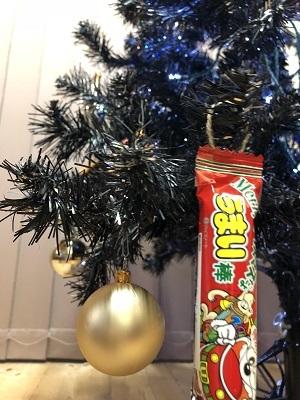 クリスマスツリーが今日は変身_c0369433_10445016.jpg