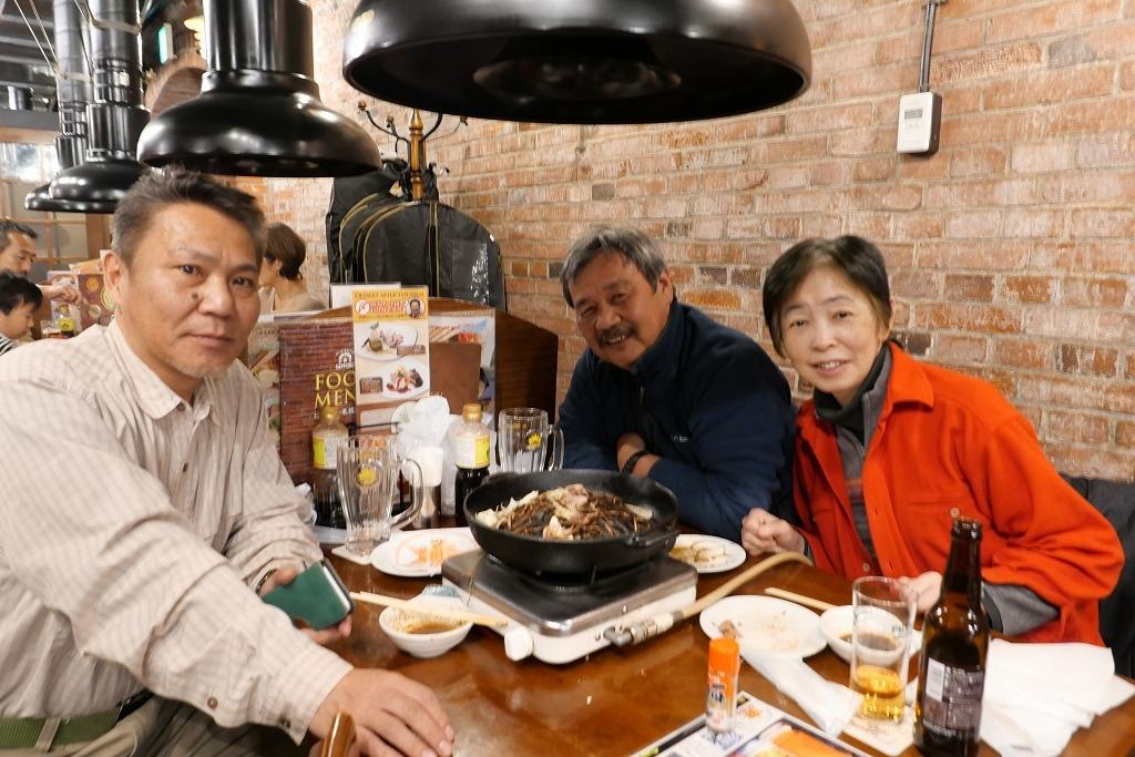 札幌グルメはやっぱりジンギスカン_f0050534_21432568.jpg