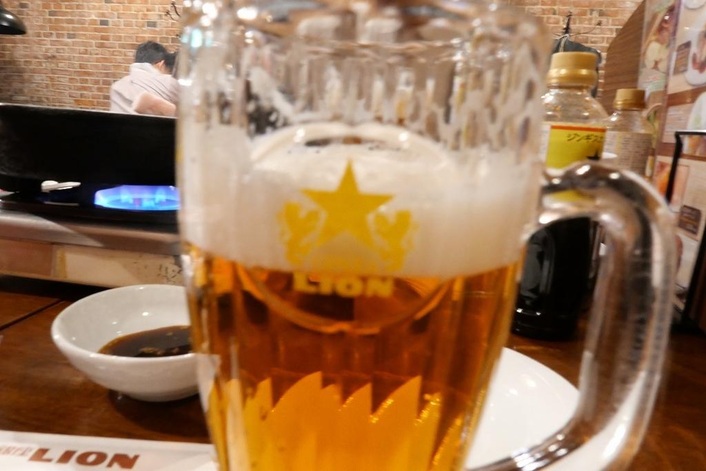 札幌グルメはやっぱりジンギスカン_f0050534_21432592.jpg