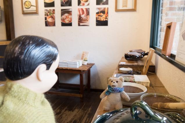 恵文社で開催中 宮本しばに『台所にこの道具』出版記念フェア_e0369736_08164094.jpg