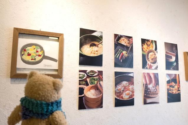 恵文社で開催中 宮本しばに『台所にこの道具』出版記念フェア_e0369736_08164178.jpg