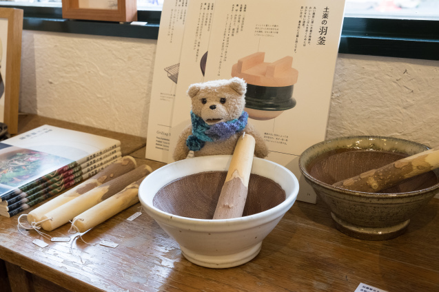 恵文社で開催中 宮本しばに『台所にこの道具』出版記念フェア_e0369736_08181749.jpg