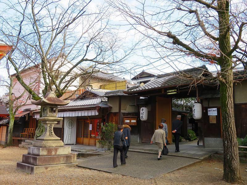 八坂神社は正月準備20181223_e0237645_23542162.jpg
