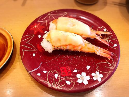 グルメ回転寿司 鈴木水産_e0292546_12535145.jpg