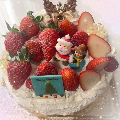 メリークリスマスな日☆_f0108346_23502552.jpg
