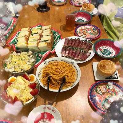 メリークリスマスな日☆_f0108346_23505128.jpg
