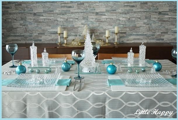 クリスマステーブルコーディネート2018 Part2_d0269651_09164337.jpg
