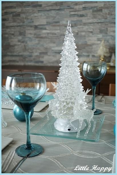 クリスマステーブルコーディネート2018 Part2_d0269651_09263109.jpg