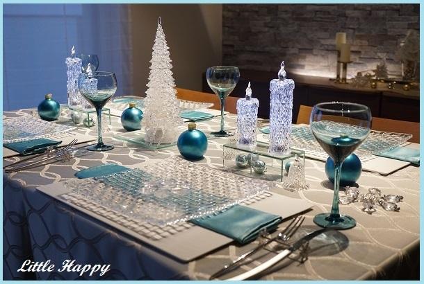 クリスマステーブルコーディネート2018 Part2_d0269651_09404666.jpg