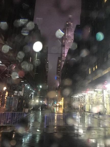 NYのお客様・千切屋小紋にまいづる雪の結晶帯でお茶事_f0181251_15582262.jpg