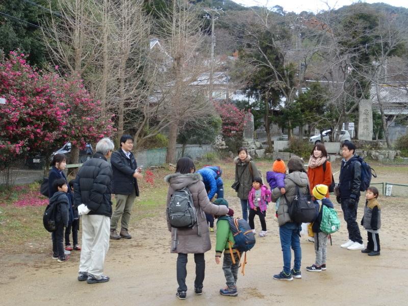 孝子の森で「里山クリスマス」(ピザ職人体験&ケーキつくり)_c0108460_19534313.jpg