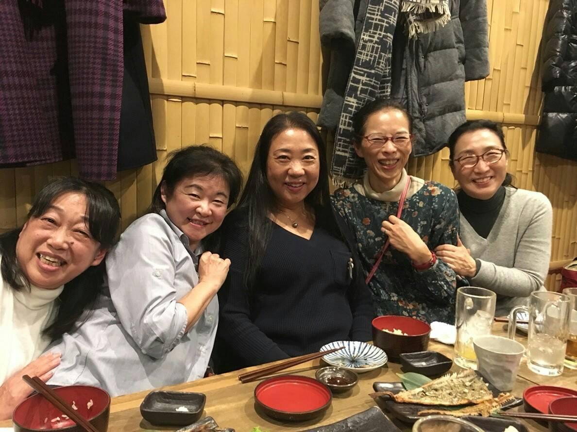 忘年会 with  レフアクラス_a0252761_12292130.jpg