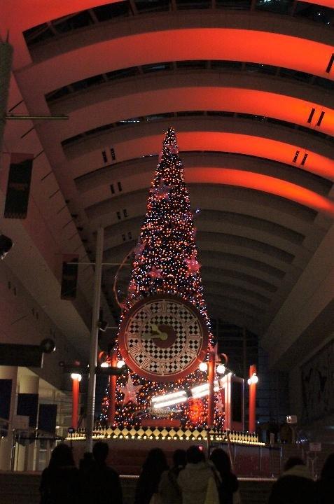みなとみらいのクリスマスツリー_a0355365_12264005.jpg