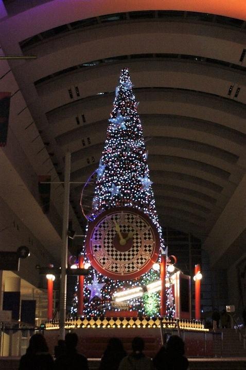 みなとみらいのクリスマスツリー_a0355365_12270182.jpg