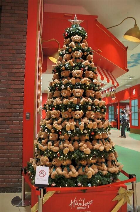 みなとみらいのクリスマスツリー_a0355365_12290622.jpg