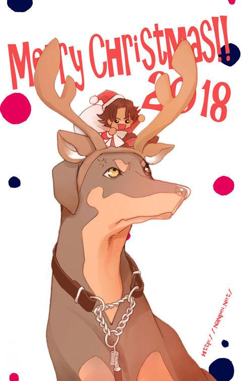 Merry Christmas!!_a0342172_05594200.jpg
