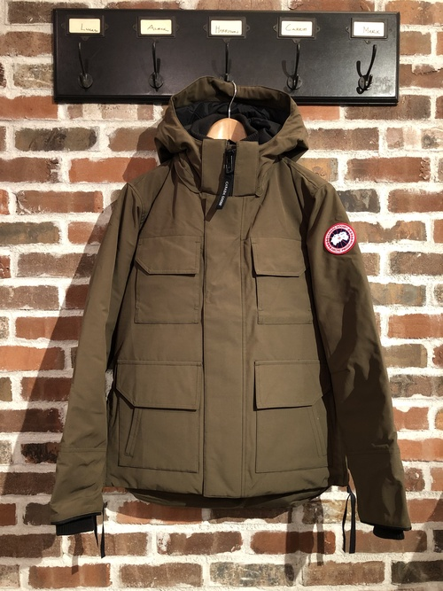 CANADA GOOSE - 2018 F/W Collection Products._f0020773_19571653.jpg