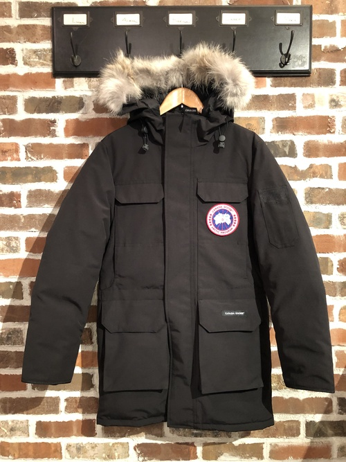 CANADA GOOSE - 2018 F/W Collection Products._f0020773_19575355.jpg
