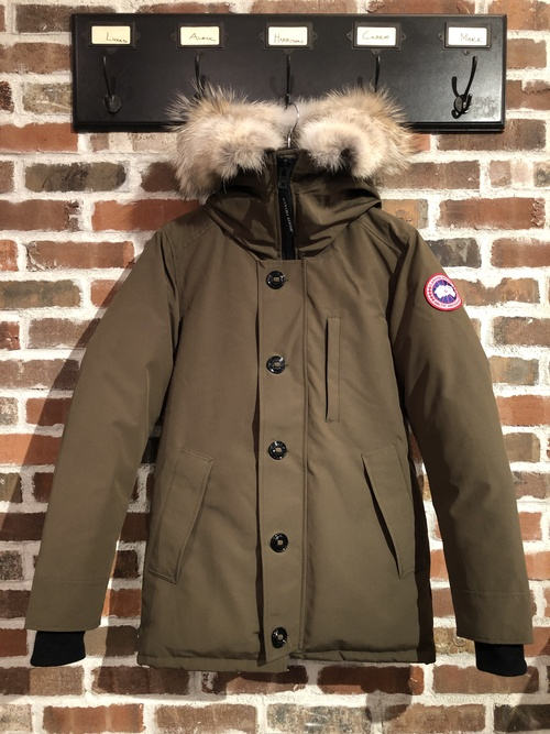 CANADA GOOSE - 2018 F/W Collection Products._f0020773_19582819.jpg