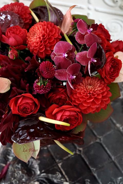 赤いお花たち_f0127281_15255234.jpg