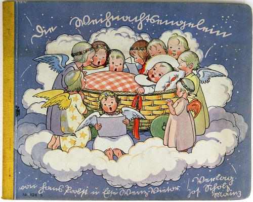 Book:エルゼ・ヴェンツ・ヴィエトール「クリスマスのてんし」_c0084183_10593655.jpg