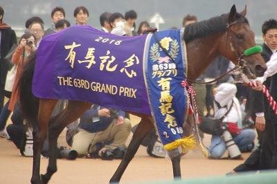 今年の3歳馬は強い!有馬記念はブラストワンピースがGI馬7頭を破りGI初制覇_b0015386_02463925.jpg